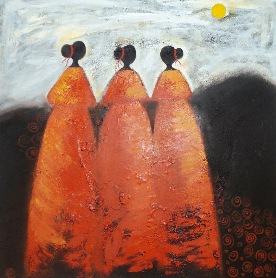 BiBi, The Three Wise Women, 2012