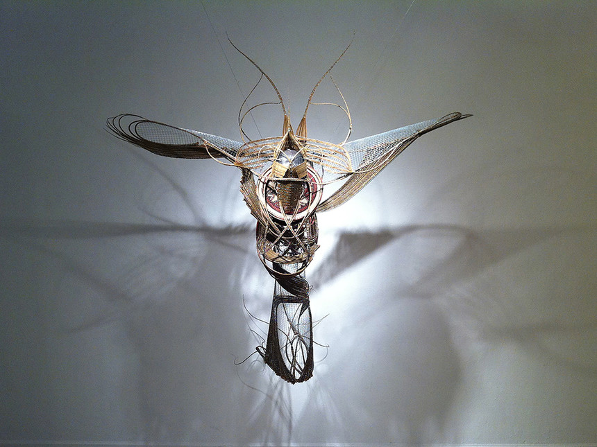 Adejoke Tugbiyele, Flight to Revelation, 2011